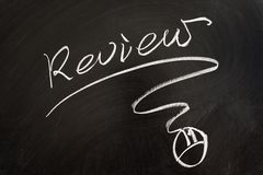 Review word stock photos