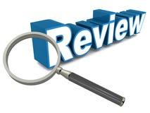 Review Stock Photos