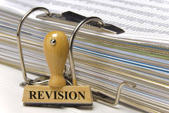 Revision Royalty Free Stock Photo