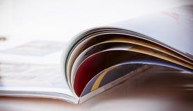 Revista Foto de archivo libre de regalías