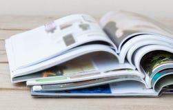 Revista Fotos de archivo libres de regalías