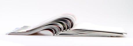Revistas Imagen de archivo libre de regalías