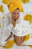revitalize кожа Стоковая Фотография