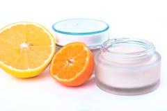 Revitalizing cream Royalty Free Stock Images