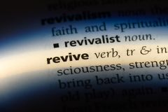 Free Revive Royalty Free Stock Photography - 126614467