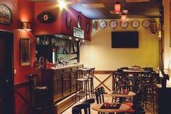 Revolt Cafe Stock Images