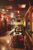 Revolt Cafe Stock Image