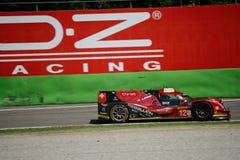 Revolt som springer det R-One AERs LMP1 provet på Monza Arkivfoton