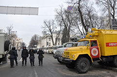Revolución Advantages_53 de Kyiv Maidan imagen de archivo libre de regalías