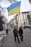 Revolución Advantages_61 de Kyiv Maidan imagen de archivo