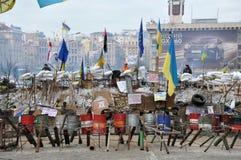 Revolución Advantages_62 de Kyiv Maidan imagen de archivo libre de regalías