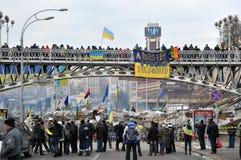 Revolución Advantages_63 de Kyiv Maidan foto de archivo