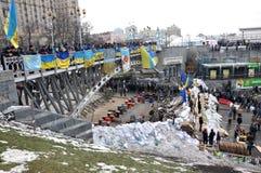 Revolución Advantages_69 de Kyiv Maidan imágenes de archivo libres de regalías