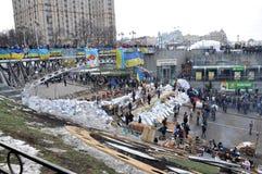 Revolución Advantages_70 de Kyiv Maidan fotos de archivo libres de regalías
