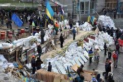 Revolución Advantages_71 de Kyiv Maidan fotografía de archivo