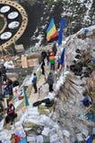 Revolución Advantages_77 de Kyiv Maidan fotos de archivo libres de regalías