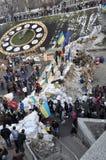 Revolución Advantages_78 de Kyiv Maidan fotografía de archivo
