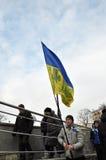 Revolución Advantages_79 de Kyiv Maidan fotos de archivo