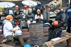 Revolución Advantages_84 de Kyiv Maidan fotos de archivo