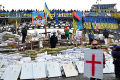 Revolución Advantages_85 de Kyiv Maidan fotografía de archivo
