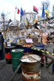 Revolución Advantages_87 de Kyiv Maidan imagenes de archivo