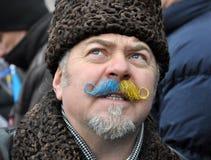 Revolución Advantages_91 de Kyiv Maidan fotos de archivo