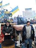 Revolución Advantages_95 de Kyiv Maidan fotos de archivo libres de regalías