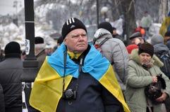 Revolución Advantages_104 de Kyiv Maidan imagen de archivo libre de regalías