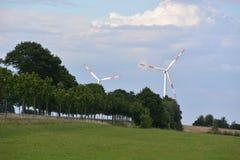 Revolución de la energía Imagen de archivo libre de regalías