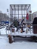 Revolución de Ucrania Fotos de archivo