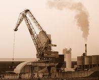 Revolución industrial fotografía de archivo libre de regalías