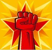 Revolución. Foto de archivo libre de regalías