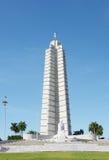 Revolución Jose Marti Monument cuadrado Fotos de archivo