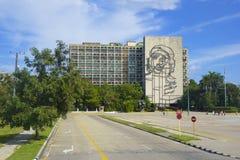 revolucion plaza Λα της Κούβας de Αβάνα Στοκ εικόνες με δικαίωμα ελεύθερης χρήσης
