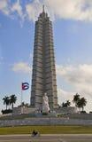 revolucion plaza μνημείων marti de Jose Λα Στοκ φωτογραφία με δικαίωμα ελεύθερης χρήσης
