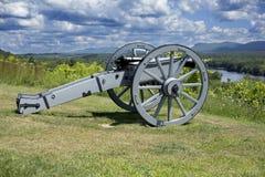 Revolutionäre Kanone Stockbild