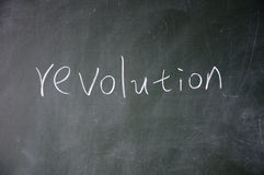 Revolution Royalty Free Stock Image