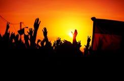 Revolution Arkivbild
