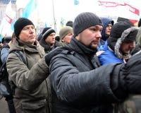 Revolution Advantages_122 Kyiv Maidan Stockfotos