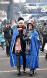 Revolution Advantages_132 Kyiv Maidan Lizenzfreies Stockbild