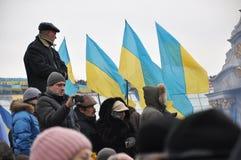 Revolution Advantages_135 Kyiv Maidan Stockfotos