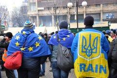 Revolution Advantages_140 Kyiv Maidan Stockfoto