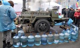 Revolution Advantages_151 Kyiv Maidan Lizenzfreies Stockbild