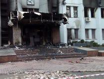 Revolution in Khmelnytsky. Ukraine Royalty Free Stock Photos