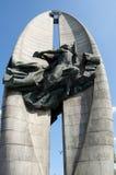 The Revolution Monument - Rzeszow - Poland Royalty Free Stock Photos