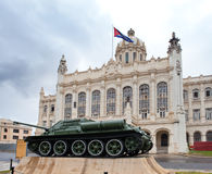Revolution museum. Cuba. Havana. Royalty Free Stock Photos