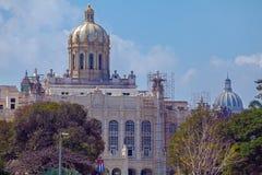 Revolution museum, former President palace, Havana, Cuba Stock Photo