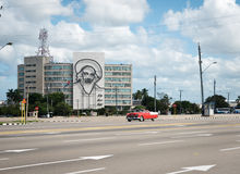 Revolution Plaza in Havana Cuba Stock Photo
