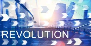 Revolution Revolutionary Innovation Modern Concept Stock Images