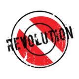 Revolution rubber stamp Stock Photos